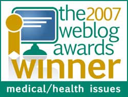 Weblog awards 2007